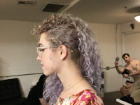 hair for photo shoot