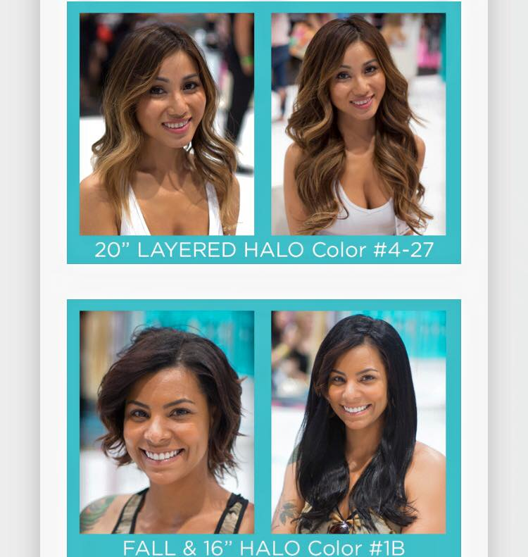 Halo Couture Extensions Lara Slater Salons